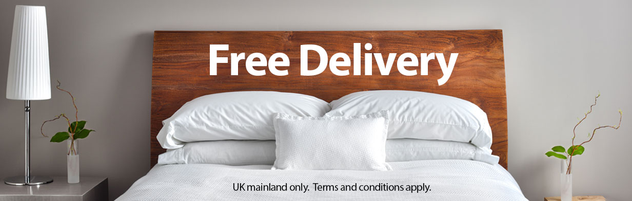 Free Delivery - UK Mainland Only