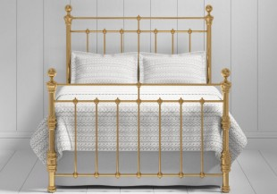 Obc Waterford 6ft Super Kingsize Brass Metal Bed Frame By