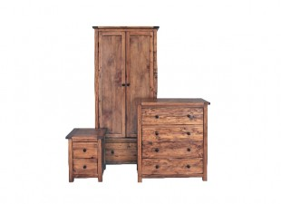 core denver bedroom set by core products
