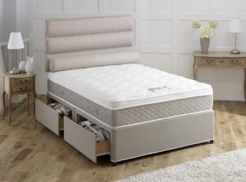 Vogue Synergy 2000 Pocket Spring 6ft Super Kingsize Mattress