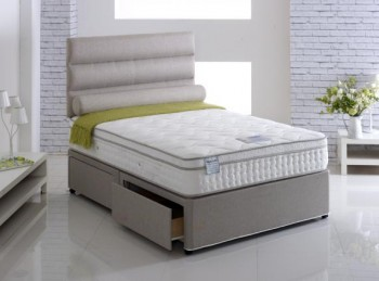 Vogue Senator Latex 2000 Pocket 4ft6 Double Mattress