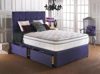 Vogue President 2000 Pocket And Memory 6ft Super Kingsize Mattress