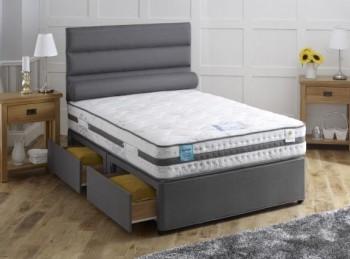 Vogue Cloud Gel 1500 Pocket Feel 5ft Kingsize Bed