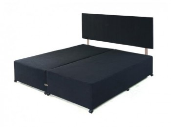 Vogue 6ft Super Kingsize Classic Divan Bed Base (Choice Of Colours)