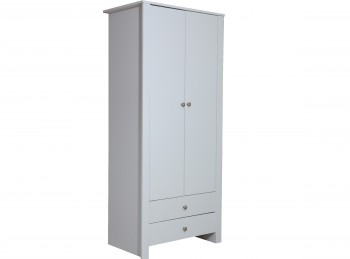 Kidsaw Arctic Fox White Wardrobe