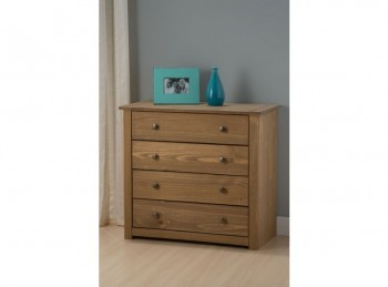 Birlea Santiago 4 Drawer Chest of Drawers