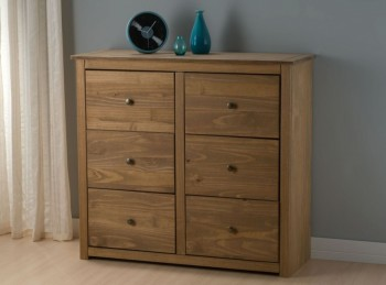 Birlea Santiago 6 Drawer Chest of Drawers
