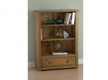 Birlea Santiago 1 Drawer Bookcase