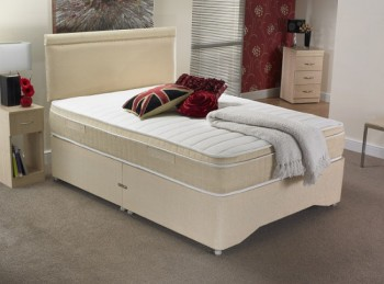 La Romantica Lovell 4ft Small Double 1000 Pocket And Memory Mattress