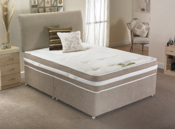 La Romantica Madrid 4ft6 Double 1000 Pocket And Memory Mattress