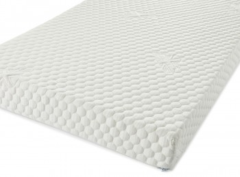 Perfect Plus 3ft Single Memory Foam Mattress - Firm Feel