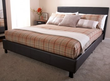 Premium Leather And Faux Leather Beds Amazing Cheap Leather Beds