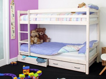 Thuka Hit 6 Childrens Bunk Bed With Drawers