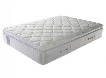 Sealy Activsleep Geltex Pocket Euro Top 2800 6ft Super Kingsize Mattress