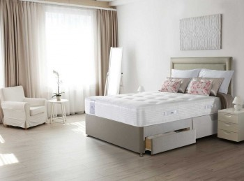 Sealy Activsleep Pocket Memory 2400 3ft Single Divan Bed