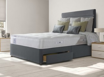 Sealy Activsleep Memory Pocket 1800 6ft Super Kingsize Divan Bed