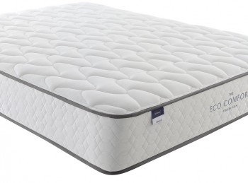 Silentnight Eco Comfort Charisma 4ft Small Double Miracoil Mattress