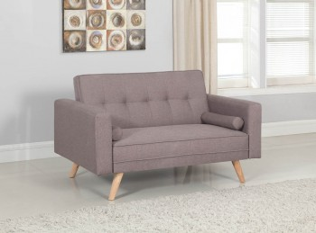 Birlea Ethan Medium Grey Fabric Sofa Bed