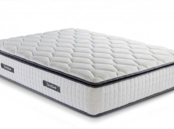 Birlea Sleepsoul Bliss 800 Pocket And Memory Foam Pillow Top 6ft Super Kingsize Mattress