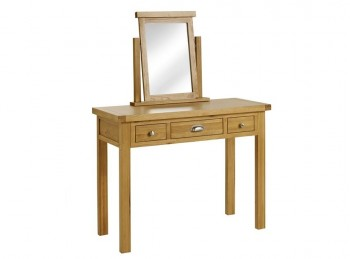 Birlea Woburn Oak Dressing Table