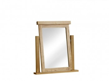 Birlea Woburn Oak Dressing Table Mirror