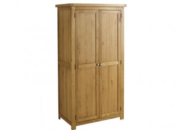 Birlea Woburn Oak 2 Door Wardrobe