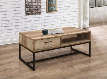 Birlea Urban Rustic 1 Drawer Coffee Table