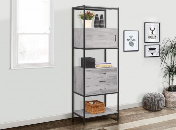 Birlea Midtown 3 Drawer Shelving Unit