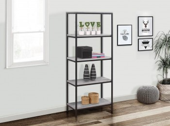 Birlea Midtown 5 Tier Bookcase