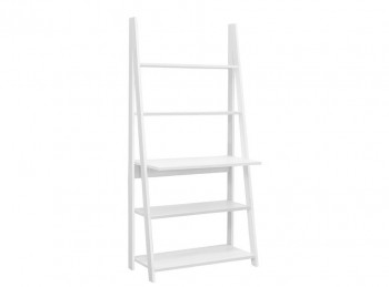 Birlea Dayton Ladder Desk In White