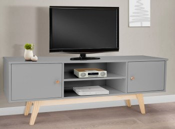 Birlea Milford TV Unit In Grey
