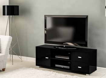 Birlea Covent TV Unit In Black
