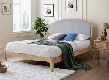 Birlea Ritz 5ft Kingsize Wooden Bed Frame