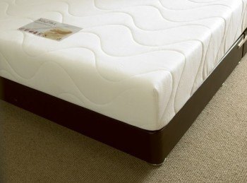 Kayflex Silver Flex 6ft Super Kingsize Memory Foam Mattress