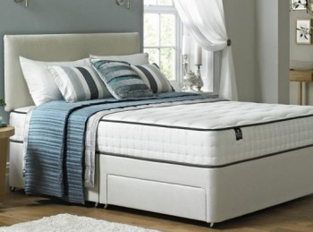 Rest Assured Latina 5ft Kingsize 1000 Pocket Springs with Memory Foam Mattress