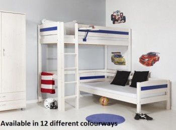 Thuka Trendy 31 High Sleeper Bed (Choice Of Colours)
