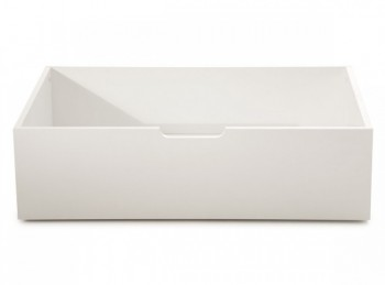 Serene Macy Under Bed Drawers White Finish (2 Drawers)  sc 1 st  UK Bed Store & Under Bed Storage Drawers | UK Bed Store