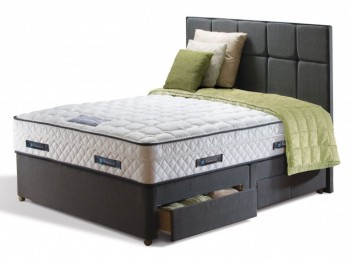 Sealy Weslake Posturepedic Platinum 3ft Single Divan Bed