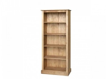 Core Cotswold Pine Tall Bookcase