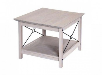 Core Pembroke Sandwash Effect Pine Side Table