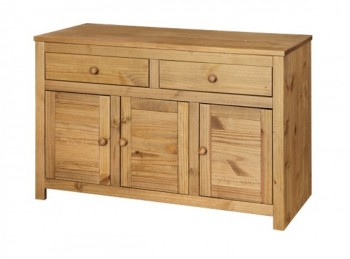 Core Hacienda Pine Medium Sideboard