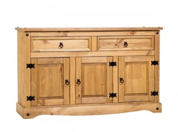 Core Corona Pine Medium Sideboard