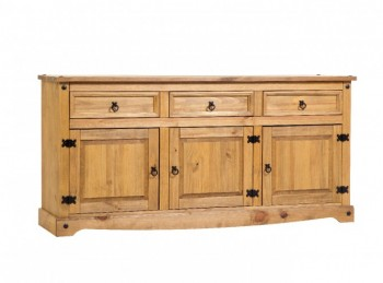 Core Corona Pine Large Sideboard