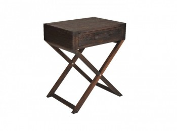 Core Vintage Cross Leg Side Table