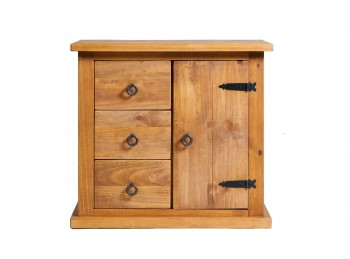 Core Farmhouse Pine Small Sideboard