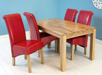 GFW Charter Dining Table Only SMALL (90cm Square)