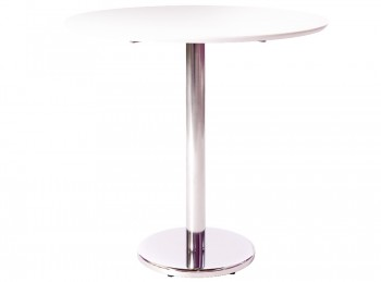 GFW Guernsey Dining Table Only in White