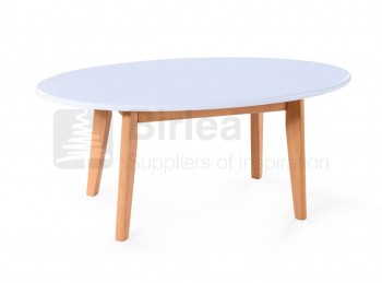 Birlea Felicity Circular Coffee Table