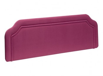 New Design Emma 6ft Super Kingsize Fabric Headboard (Choice Of Colours)