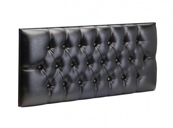 New Design Diamante 3ft Single Upholstered Headboard (Choice Of Colours)